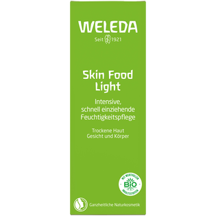Weleda_Skin Food Light_lekki krem nawilżający do skóry suchej, 75 ml_2