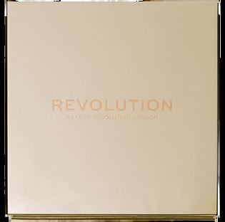 Revolution Makeup_Face Quad Incandescent_paleta rozświetlaczy do twarzy, 28 g_2
