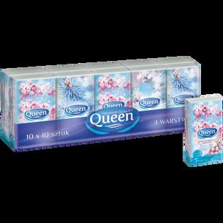 Queen_chusteczki higieniczne, 10x10 szt./1 opak._1
