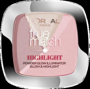 Loreal Paris_True Match Highlight_puder rozświetlający do twarzy 202, 9 g