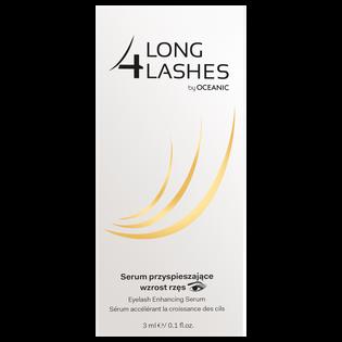 Long 4 Lashes_serum przyspieszające wzrost rzęs, 3 ml