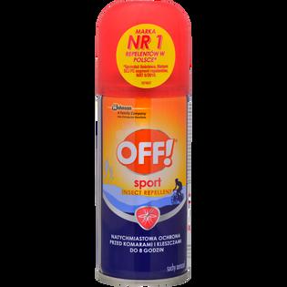 Off!_spray przeciw komarom, 100 ml