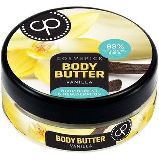 Cosmepick_Wanilia_regenerujące masło do ciała, 200 ml_2