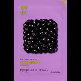 Holika Holika_maseczka na bawełnianej płachcie z ekstraktem z jagód, 25 ml