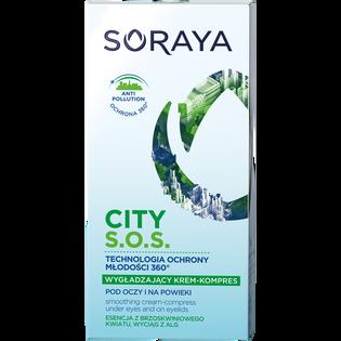 Soraya_City S.O.S._krem-kompres pod oczy i na powieki, 15 ml