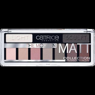 Catrice_The Modern Matt Collection_matowa paleta cieni do powiek the must have matts 10, 10 g_1