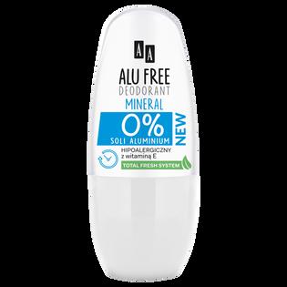 AA_Alu Free Mineral_antyperspirant damski w kulce, 50 ml