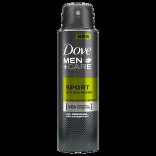 Dove Men_Plus Care Sport_dezodorant męski w sprayu, 150 ml