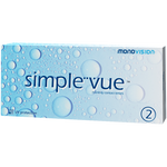 Simple Vue Monthly contact lenses