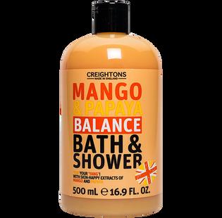 Creightons_żel pod prysznic i do kąpieli, 500 ml