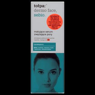 Tołpa_Dermo Face_matujące serum do twarzy zwężające pory, 75 ml