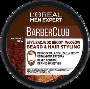 Loreal Paris_Barber Club_krem do stylizacji brody i włosów, 75 ml