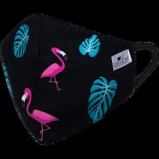 Cat&Cat_Flamingi_maseczka ochronna wielorazowa, 1 szt._1