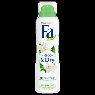 Fa_Fresh & Dry_antyperspirant damski w sprayu, 150 ml