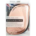 Tangle Teezer Compact Styler Rose Gold Black