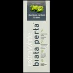 Biała Perła Bamboo Carbon & Aloe Pasta