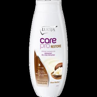 Luksja_Care Pro Restore_kremowy żel pod prysznic, 500 ml