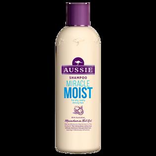 Aussie_Miracle Moist_szampon do włosów przesuszonych, 300 ml