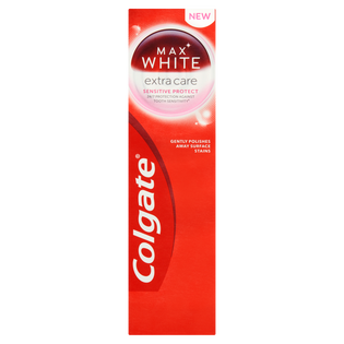 Colgate_Max White Extra Care Sensitive Protect_pasta do zębów, 75 ml
