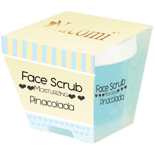 Nacomi_Pinacolada_peeling do twarzy i ust, 50 ml