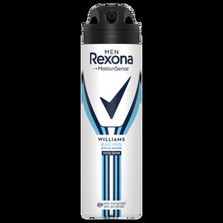 Rexona_Men Motionsense Williams Racing_antyperspirant męski w sprayu, 150 ml