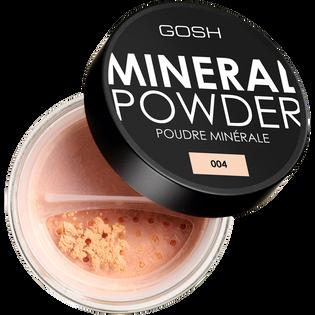 Gosh_Mineral Powder_puder sypki do twarzy natural 004, 8 g