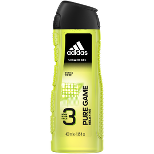 Adidas_Pure Game_żel pod prysznic 3w1 męski, 400 ml
