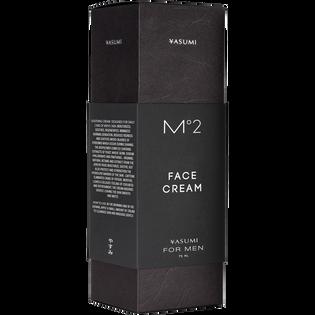 Yasumi_M2 For Men_krem-żel po goleniu do twarzy, 75 ml_2