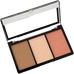 Revolution Makeup_Ultra Sculp & Contour_paleta do konturowania twarzy kit fair C01, 11 g_2