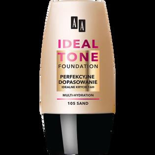AA_Make Up Ideal Tone_podkład do twarzy sand 105, 30 ml