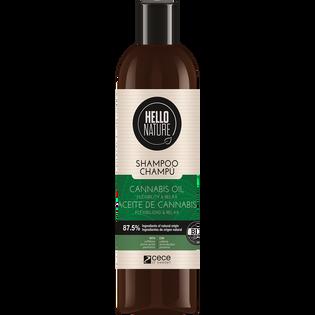 Hello Nature_Cannabis Oil_naturalny szampon do włosów, 300 ml