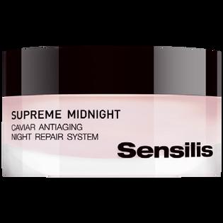 Sensilis_Supreme Renewal Detox_krem do twarzy na noc przeciw starzeniu skóry, 50 ml