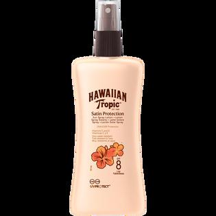 Hawaiian Tropic_Satin Protection_olejek do opalania w sprayu, 200 ml