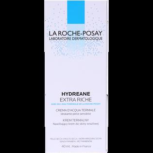 La Roche-Posay_Hydreane_bogaty krem nawilżający do twarzy, 40 ml_2