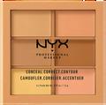 NYX Professional Makeup Conceal, Correct, Contour Palette!