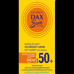 Dax_Sun_nawilżający krem ochronny do twarzy SPF50+, 50 ml_2