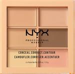 NYX Professional Makeup Conceal, Correct, Contour