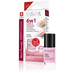Eveline_6w1 Care&Colour_odżywka do paznokci nadająca kolor rose 6w1, 5 ml_1