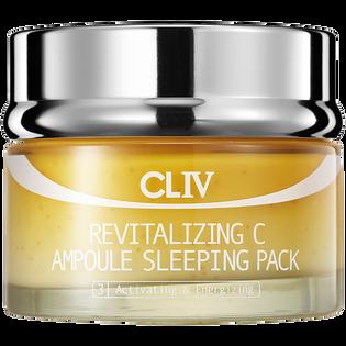Cliv_rewitalizująca maska-ampułka w kremie na noc z witaminą C, 100ml