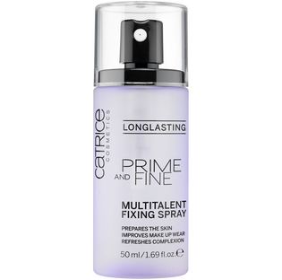 Catrice_Prime and Fine_utrwalacz do makijażu w sprayu, 50 ml