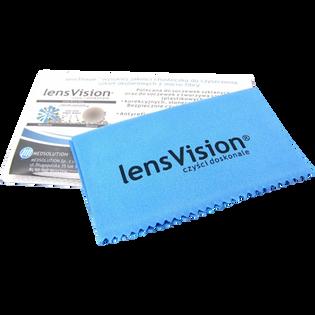 Lensvision_chusteczka z micro-fibry do czyszczenia szkieł okularowych, 1 opak._2