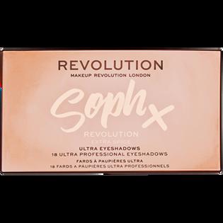 Revolution Makeup_Xsoph_paleta cieni do powiek, 26,4 g_2
