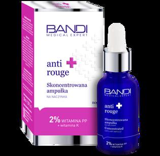 Bandi_Anti Rouge_skoncentrowana ampułka na naczynka, 30 ml_2