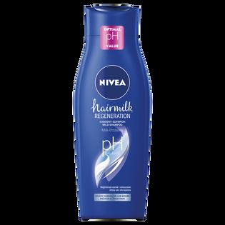 Nivea_Hairmilk_łagodny mleczny szampon do włosów normalnych, 400 ml