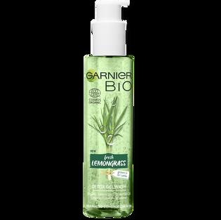 Garnier_Bio Trawa Cytrynowa_żel do mycia twarzy, 150 ml