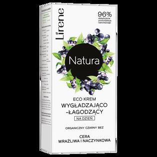 Lirene_Natura Eco_łagodzący krem do twarzy na dzień, 50 ml