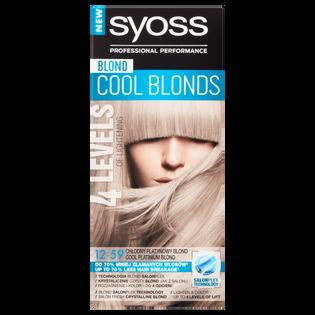 Syoss_Blond Cool Blonds_farba do włosów 12-59 chłodny platynowy blond, 1 opak.
