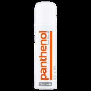 Panthenol_pianka do ciała, 150 ml