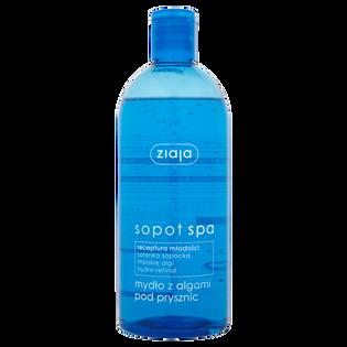 Ziaja_Sopot Spa_mydło z algami w płynie pod prysznic, 500 ml