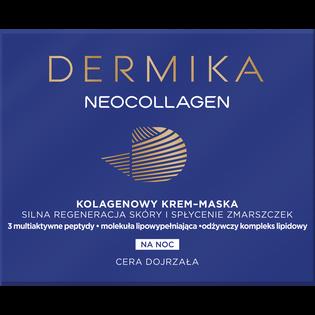 Dermika_Neocollagen_krem-maska do twarzy do silnej regeneracji skóry i spłycania zmarszczek, 50 ml_2